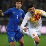 Italia y España igualan 1-1 en partido de preparación a la Eurocopa