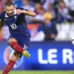Benzema no jugará con la selección francesa amistosos de marzo