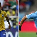 Eliminatorias Rusia 2018: Brasil vs Uruguay en el cierre de la fecha 5