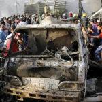 Perú expresa solidaridad con Irak por atentado que cobró vida de niños