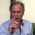 Barnechea es grabado en gesto grosero contra ciudadano (VIDEO)