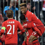 Champions League: Bayern Múnich en la prórroga clasifica a cuartos de final