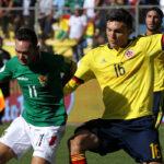 Eliminatorias Rusia 2018: Colombia derrotó 3-2 a Bolivia en La Paz