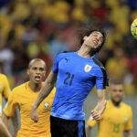 Suárez y Cavani dan el empate 2-2 a Uruguay ante Brasil y se cierra la fecha (Tabla)