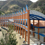 Evo inaugura centro convenciones que albergará reunión con Humala