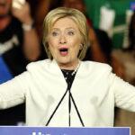 Clinton celebra ventaja sobre Sanders y critica campaña divisoria republicana
