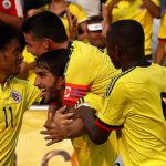 Eliminatorias Rusia 2018: Colombia despintó al líder Ecuador