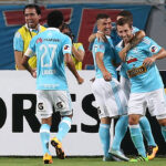 Copa Libertadores: Sporting Cristal resucita y gana 3-2 a Huracán (FOTOS)