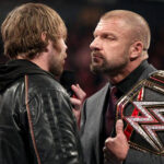WWE: Triple H desató su furia contra Dean Ambrose