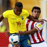El líder Ecuador empata de local 2-2 con Paraguay