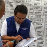 ONPE facilita a electores la ubicación de sus mesas de sufragio