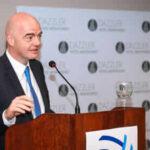 Presidente de la FIFA plantea Mundial con 40 países