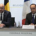 """Hollande pide que Salah Abdeslam sea extraditado """"lo antes posible"""""""