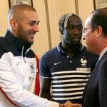 Eurocopa: Hollande contrario a excluir de la selección a Benzema