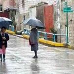Senamhi: Lluvias continuarán en regiones