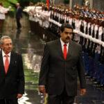 Cuba: Nicolás Maduro se reúne con Raúl Castro en La Habana