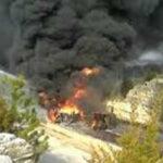 Brasil: Avión monomotor cae sobre una casacausando siete muertos