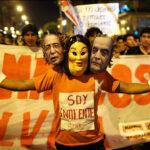 Onagi autoriza marcha de la democracia contra Keiko Fujimori