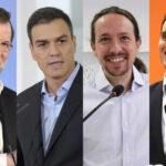 PSOE y liberales incluyen al PP en negociaciones para la investidura