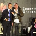 Messi es nuevo embajador de la marca Huawei
