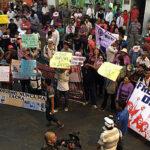 Ciudad Heroica también rechaza presencia de Keiko Fujimori (VIDEOS)