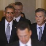 Argentina: Obama llega a la sede del Gobierno para reunirse con Macri