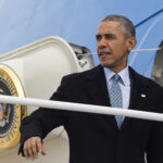 R.Unido: Barack Obama asiste a cena benéfica en primera visita a Escocia
