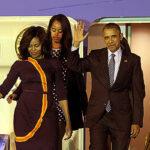 Barack Obama inicia histórica visita a la Argentina (VIDEO)