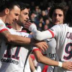 PSG logra título del fútbol francés a falta de 8 fechas