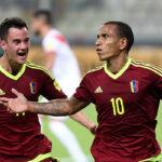 Eliminatorias Rusia 2018: Perú juega mal y empata 2-2 con Venezuela