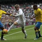 Liga BBVA: Real Madrid sin convencer gana 3-1 a Las Palmas