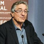 Robert de Niro ordena retirar documental de su Festival de Cine de Tribeca