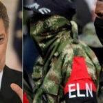 Colombia; Santos no negociará con ELN hasta que liberen a dos rehenes
