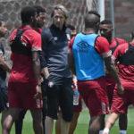 Eliminatoria Rusia 2018: Perú inicia preparación para enfrentar a Venezuela