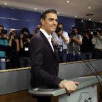 """España: Socialistas ven """"más cerca"""" un nuevo Gobierno progresista"""