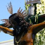 El Señor de Luren recorre en procesión las calles de Ica