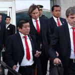 Selección Peruana viajó sin Farfán, Vargas, Zambrano y Ballón