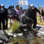 Bolivia: Gobierno convocará a expertos para defensa del Silala