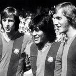 Hugo Sotil muy dolido recuerda a su compadre Johan Cruyff