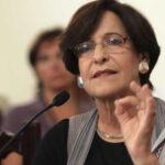 """Susana Villarán: Han """"dejado sin voz"""" a importante organización política"""