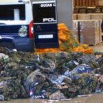 España: Incautan 20 mil uniformes destinados a terroristas (VIDEO)