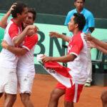 Copa Davis: Perú gana a Uruguay 3-2 y pasa a semifinales de Zona II