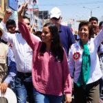 Ipsos: Verónika Mendoza tercera con 11.3 % de intención de voto