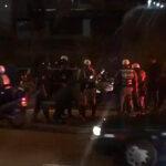 San Isidro: Un muerto deja balacera en la Vía Expresa
