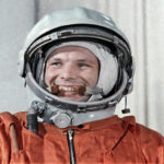 Efemérides del día 9 de marzo: nace Yuri Gagarin
