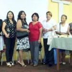 ANP Huaura realizó con éxito I Encuentro Regional de Mujeres