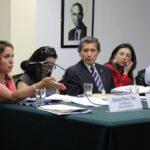 ANP: Profesionales disertan sobre mujer y política