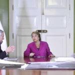 """Bachelet: """"Chile va a contrademandar si materializa su demanda Bolivia"""""""