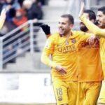 Liga BBVA: Barcelona aplasta 4-0 al Eibar con dos tantos de Lionel Messi