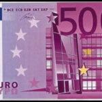 Alemania: El BCE discute sobre el futuro del billete de 500 euros